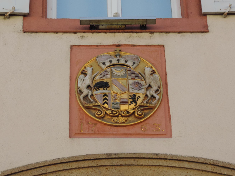 170527013_B_Badisches Wappen 1763